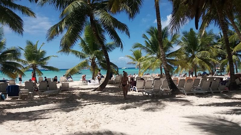 playa saona